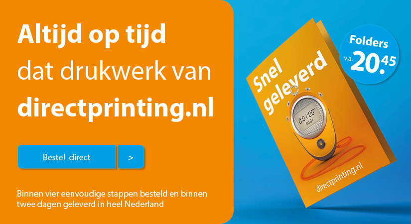 Directprinting.nl - banner 3 January 2018