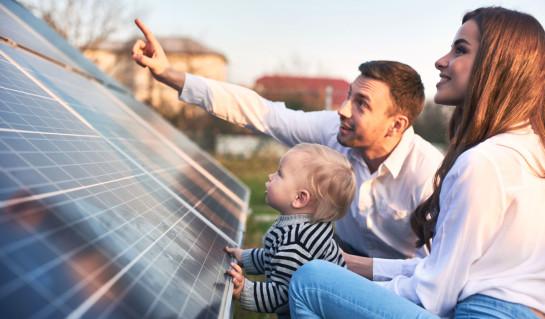 Geld verdienen und Umwelt schonen mit dem Energiedach