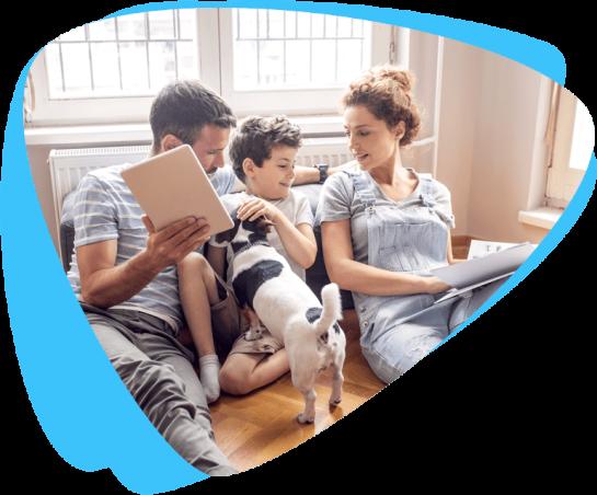 Unsere Hausratversicherung – Leben am Bodensee