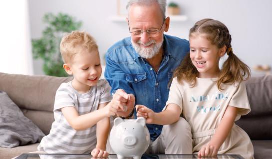 Bilden Sie Vermögen – Für Ihre zukünftigen Wohnwünsche