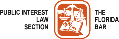 Logo for Public Interest Law Section – The Florida Bar