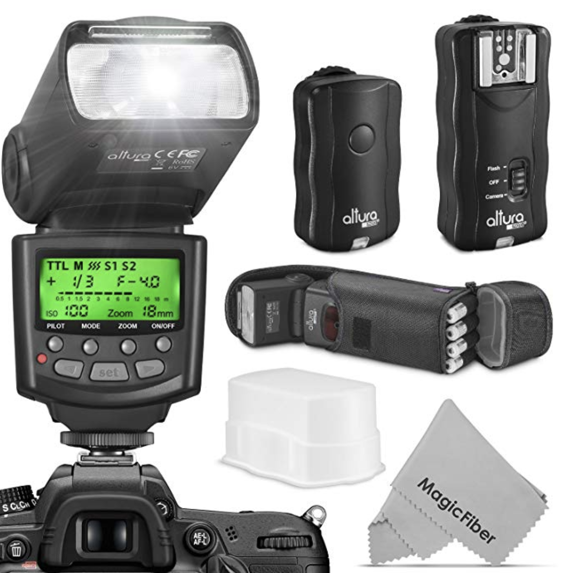 nikon flash kit