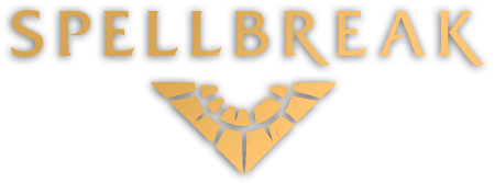 Spellbreak Logo with Drop Shadow
