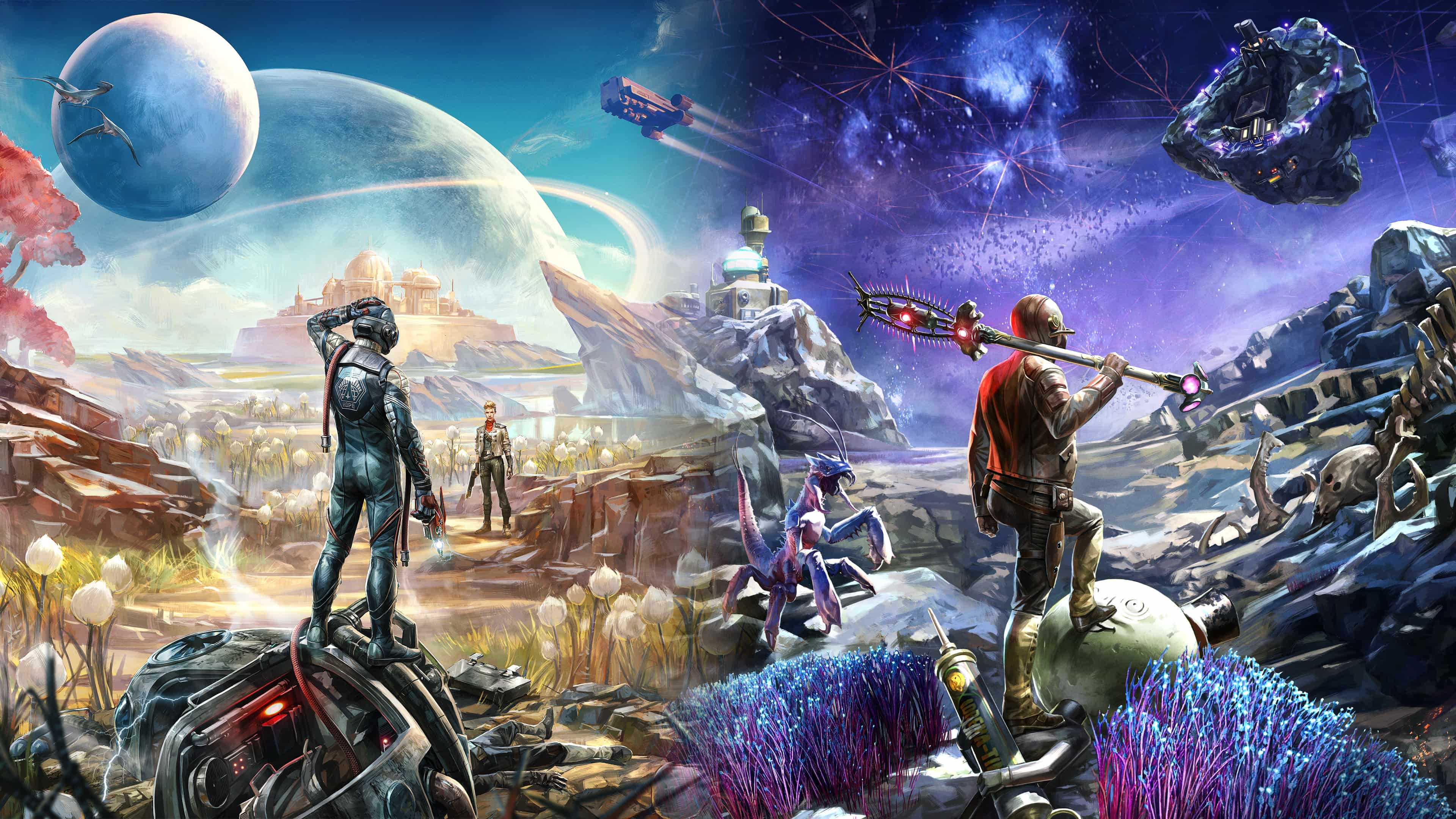 The Outer Worlds Expansion Pass PC Xbox One PlayStation Nintendo Switch