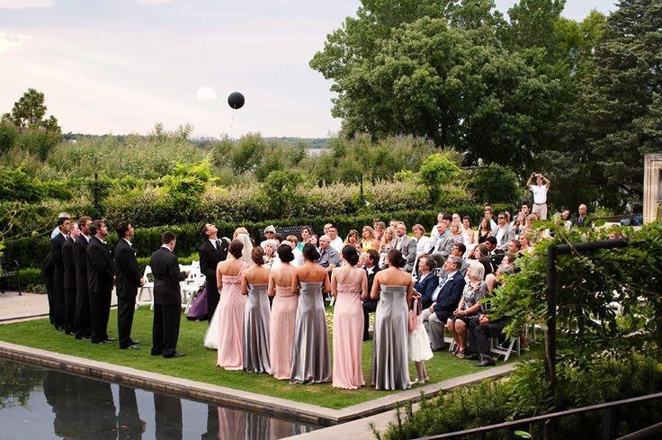 6 Fort Worth Dallas Outdoor Wedding Venues We Love