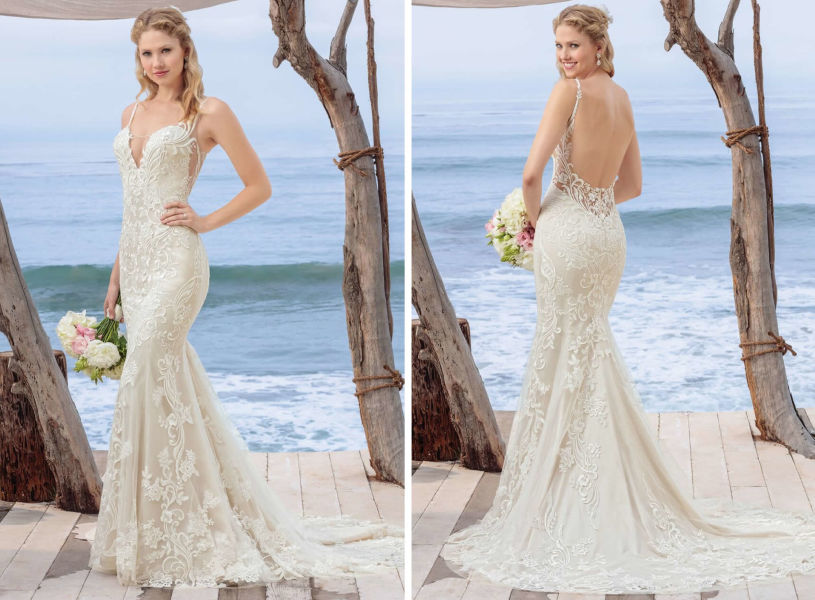 Photo Beloved By Casablanca Bridal Style BL260 Shipley