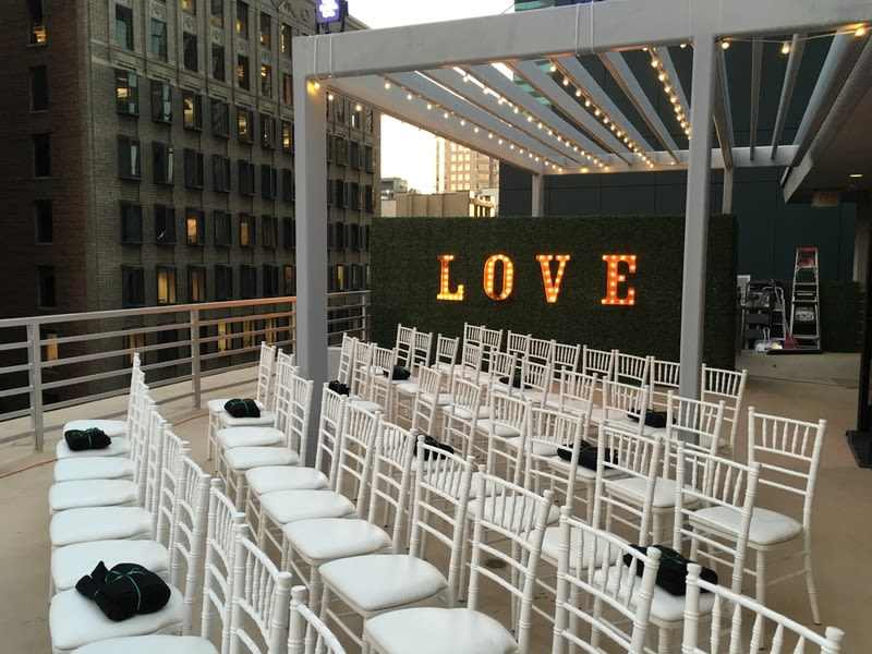 6 rooftop wedding venues in los angeles weddingwire wilshire loft junglespirit Image collections