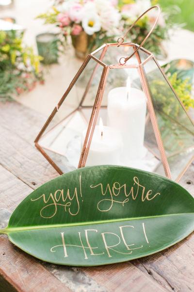 20 Rose Gold Wedding Ideas for the Hopeless Romantic - WeddingWire