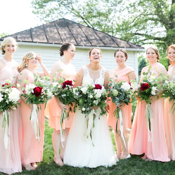 Bridesmaid Duties Checklist
