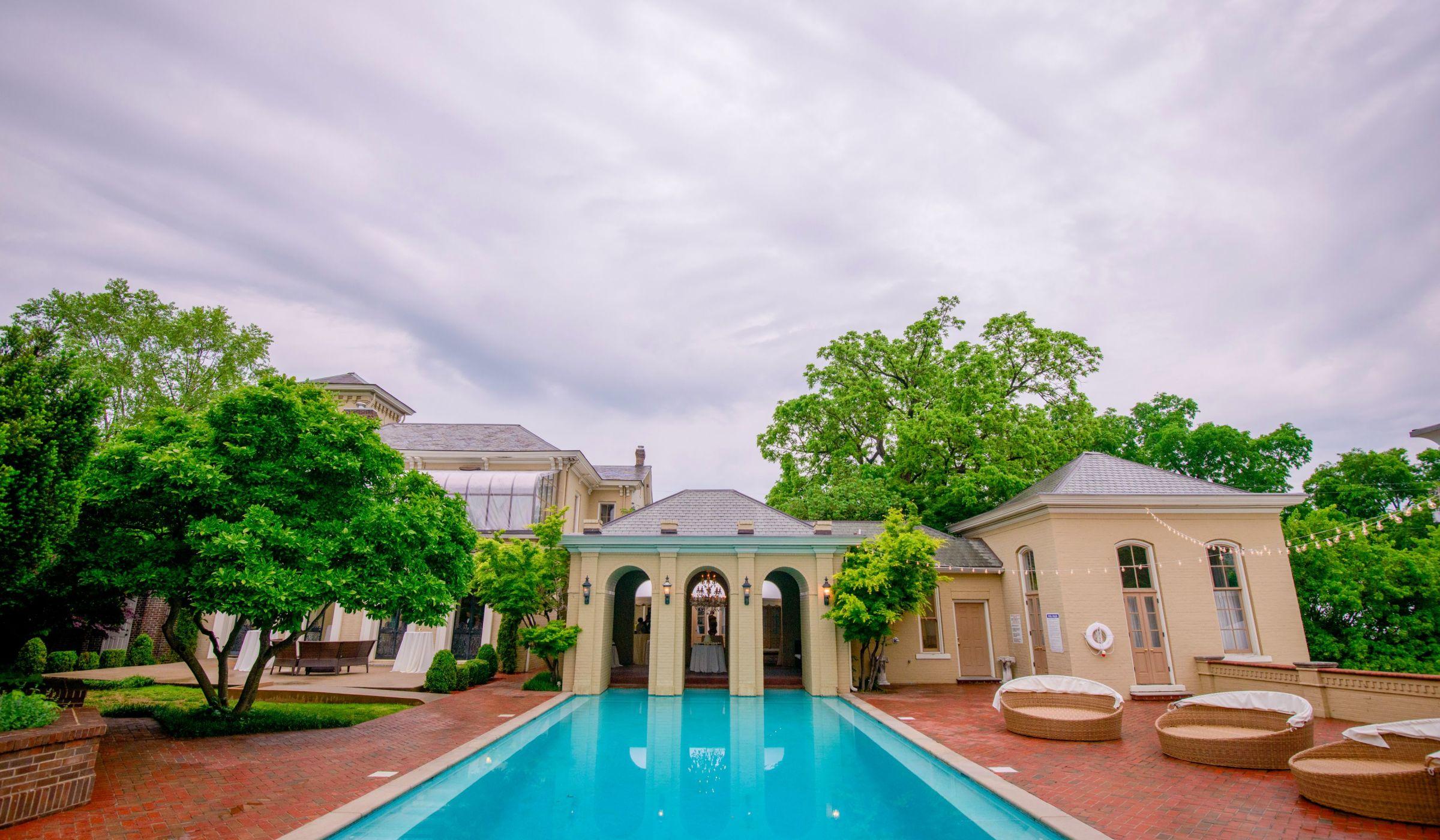 10 Estate & Mansion Wedding Venues in Nashville, Tennessee - WeddingWire