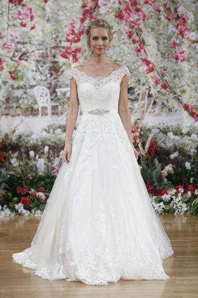 7 Wedding Dress Silhouettes Defined
