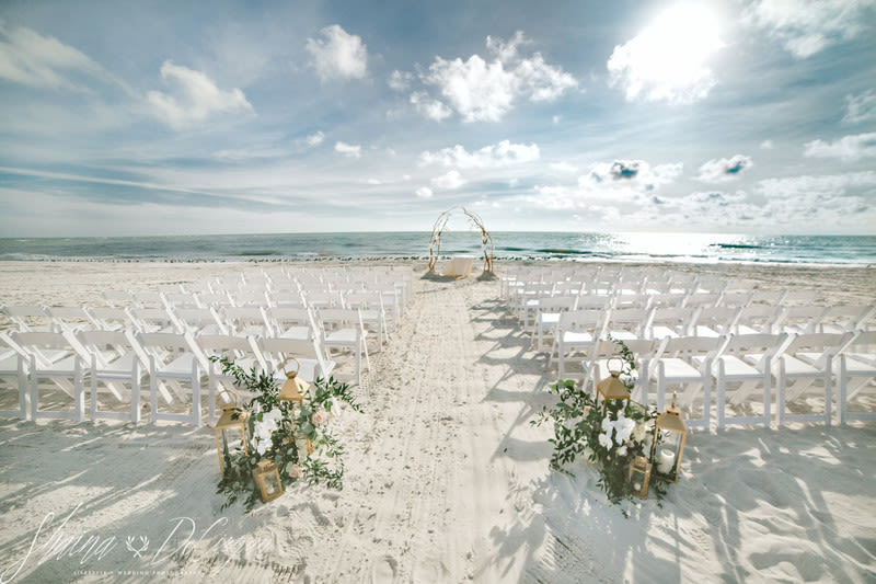 Beach Wedding Venues In Tampa