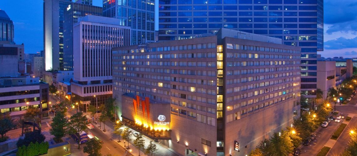 Doubletree By Hilton Nashville Downtown