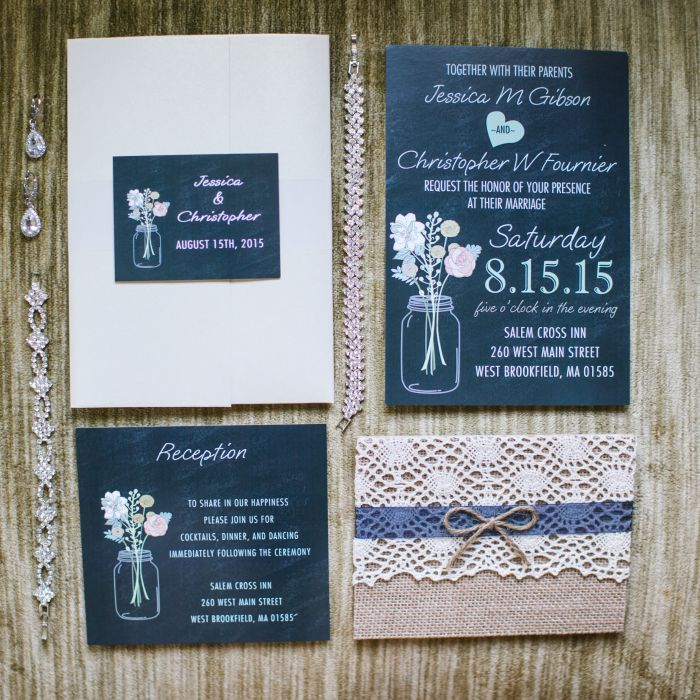 Info You Must Include on Your Wedding Invitations - WeddingWire