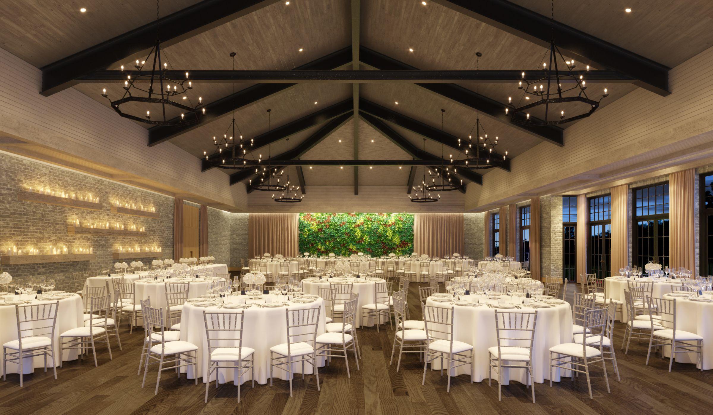 8 Wedding Venue Trends For 2017
