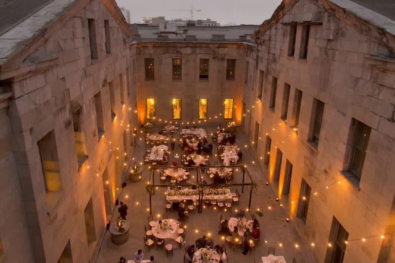 6 unique san francisco wedding venues weddingwire photo the san francisco mint junglespirit Images