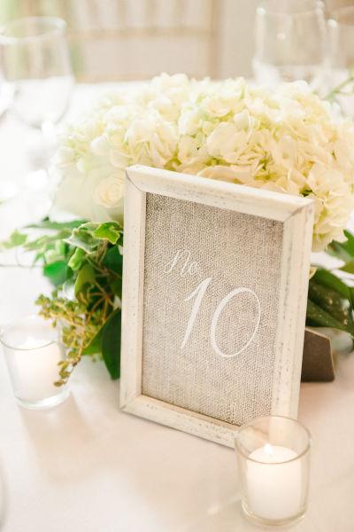 16 Unique Table Number Ideas - WeddingWire