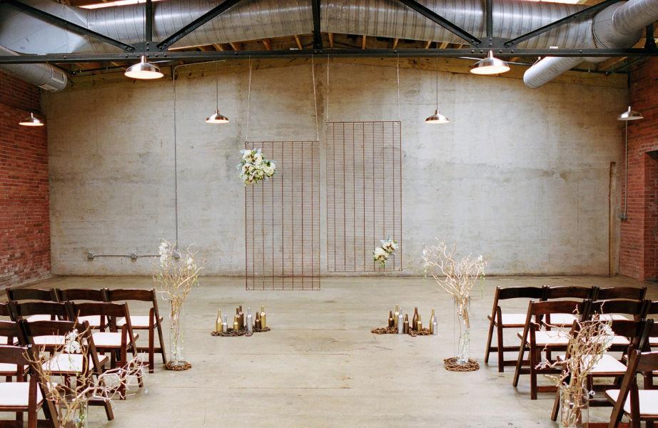 10 Industrial Chic Wedding Ideas Weddingwire