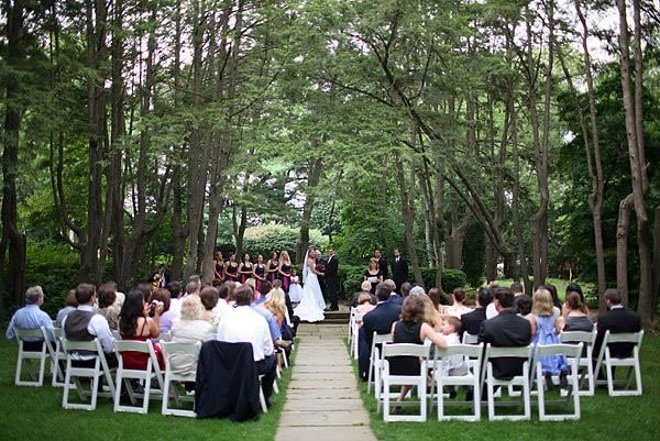 Check Out These Naturally Beautiful Wedding Venues From Around The Country Woodend Sanctuary Mansion