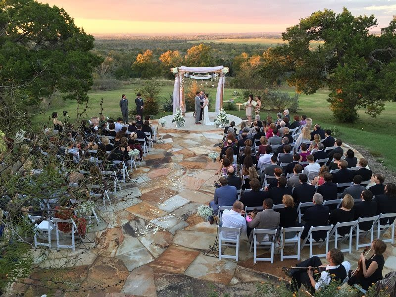 Outdoor Wedding Venues In Austin