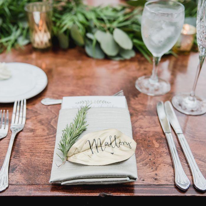 Creative Wedding Place Card Ideas: 16 Unique Table Number Ideas