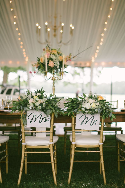 Brush Up On 11 Of The Most Popular Wedding Chair Styles To Determine Which Option Best Suits Your Aesthetic