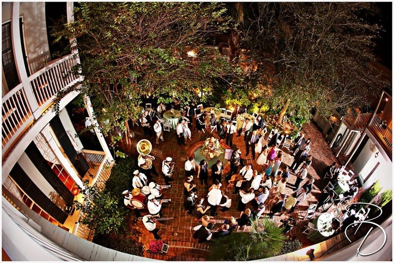 8 outdoor wedding venues in new orleans weddingwire terrell house outdoor wedding venue in new orleans junglespirit Choice Image