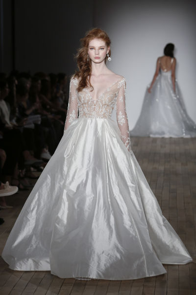 Every Wedding Dress Fabric - WeddingWire
