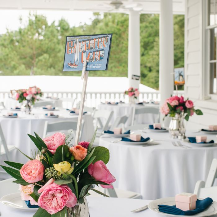 Unique Table Numbers For Wedding Reception Ideas: 16 Unique Table Number Ideas