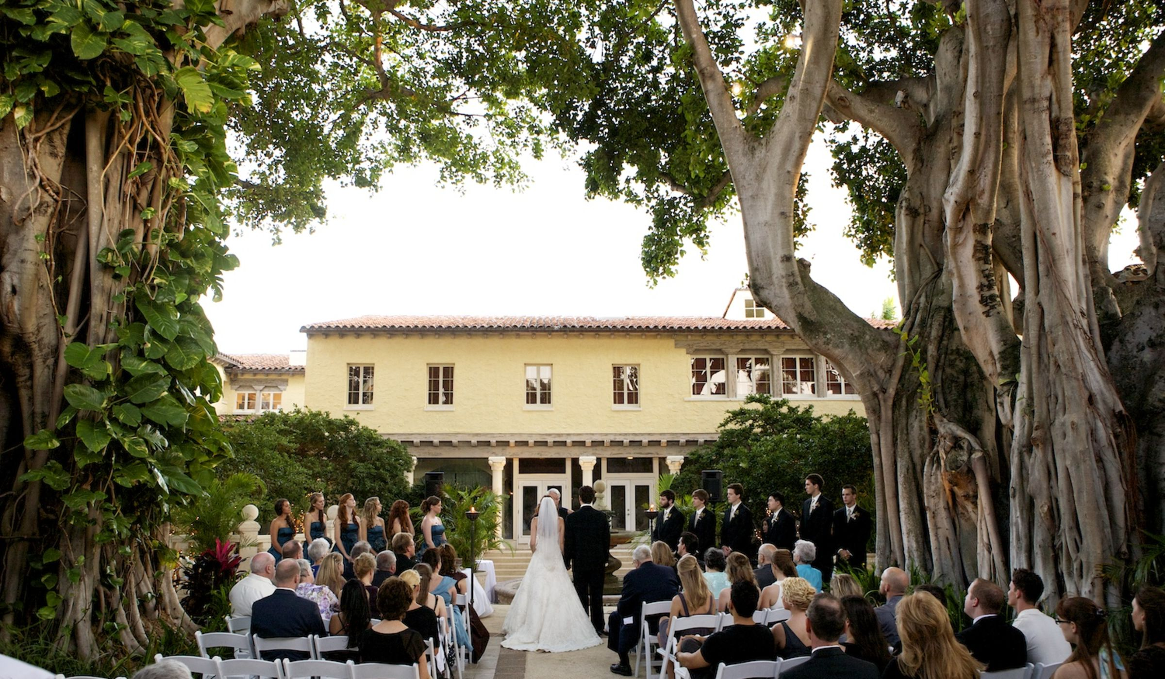 13 gorgeous outdoor wedding venues in miami weddingwire On wedding chapels in miami