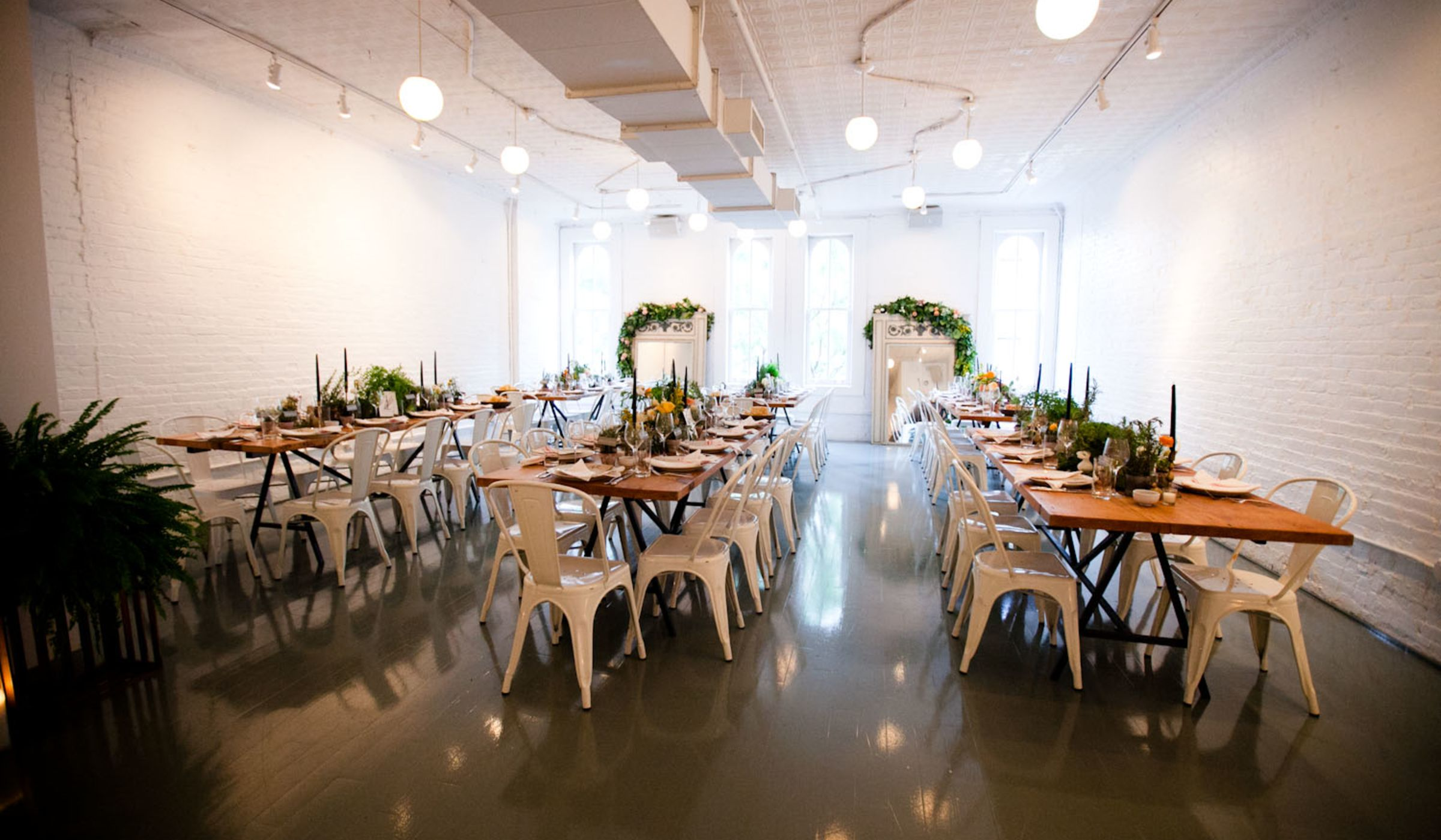 14 small wedding venues in new york city weddingwire for Wedding dress rental manhattan