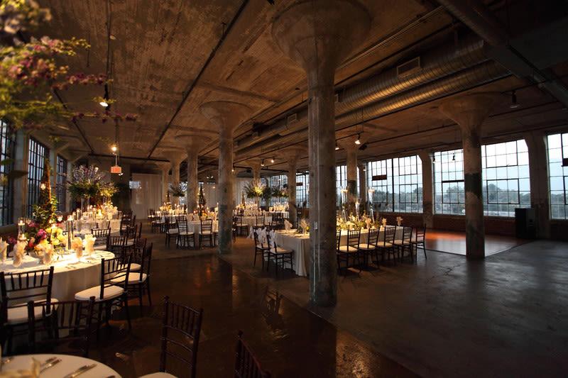 Our Editors 39 20 Favorite Loft And Warehouse Venues