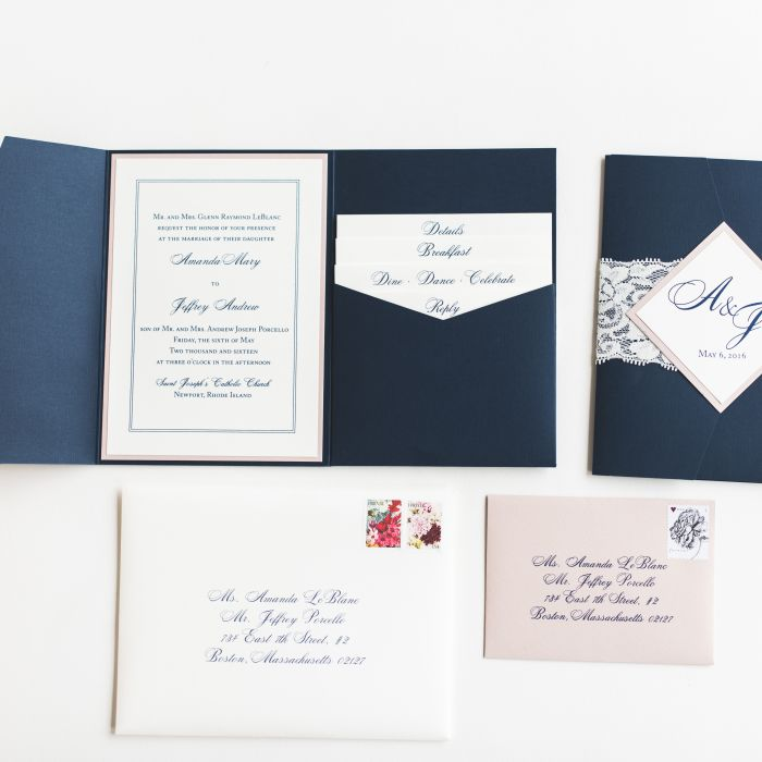 The Wedding Invitation Trends 2018 Couples Must See - WeddingWire