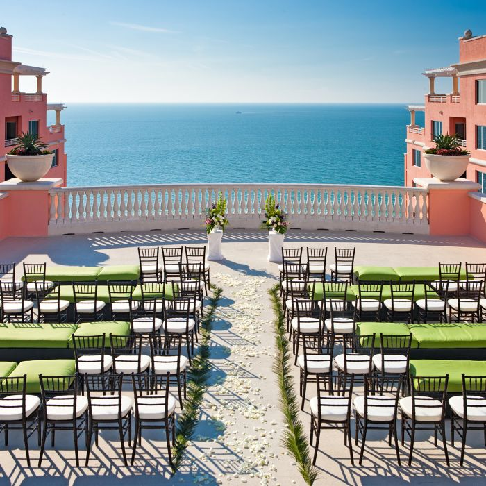 Beachy Wedding Ceremony Venues: Who Pays For What In A Destination Wedding