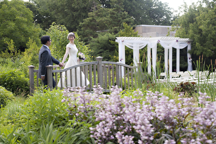 10 Outdoor Wedding Venues In New York City