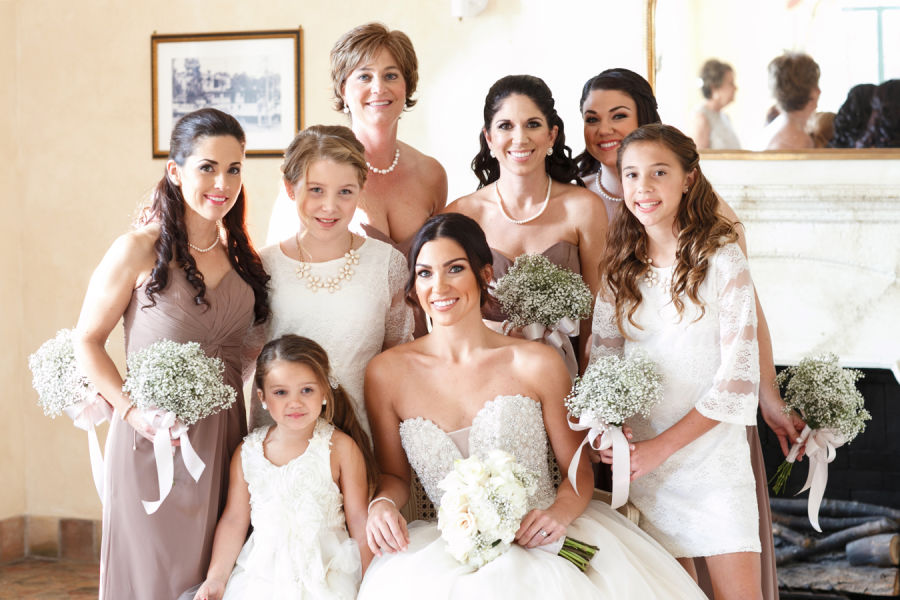 Maid Of Honor Sches Daughter To Mother Wedding Tips And