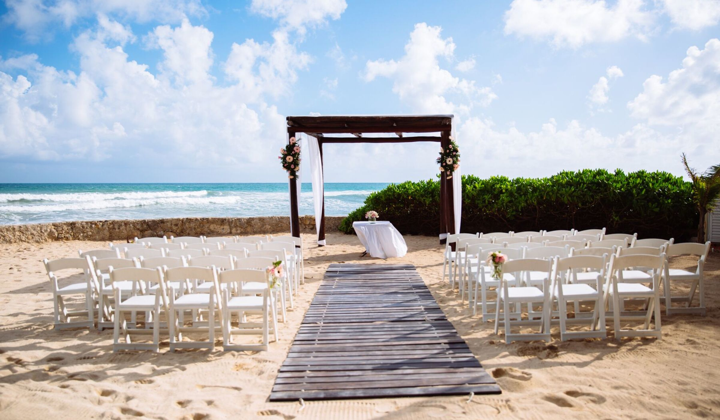 Destination weddings weddingwire beach destination wedding ideas destination weddings junglespirit Image collections