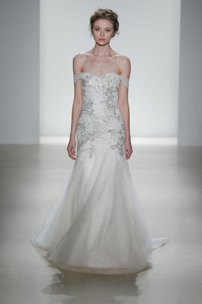 Wedding Dress Fit N Flare