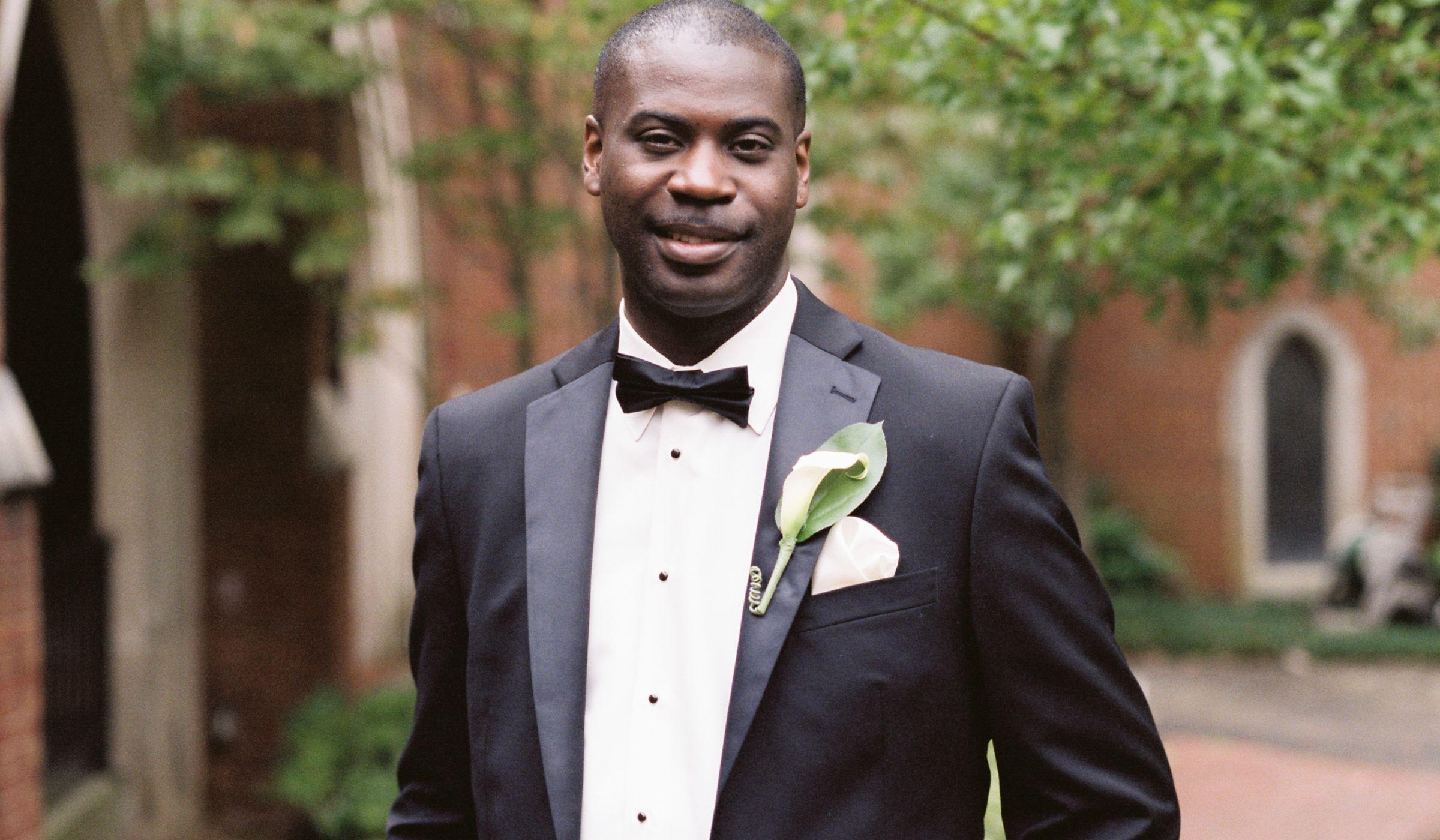 Renting vs buying your wedding tuxedo weddingwire for Renting vs buying wedding dress