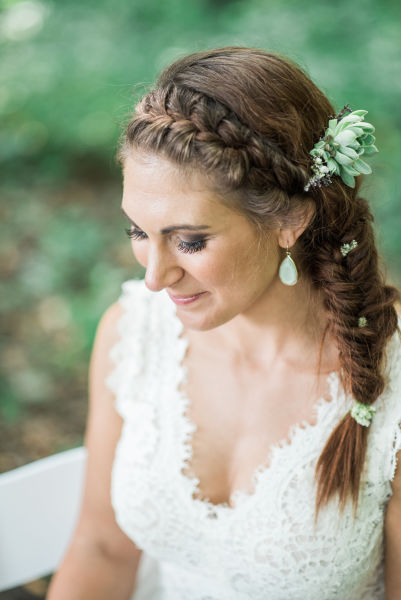 10 wedding hairstyles for long hair youll def want to steal braids junglespirit Gallery