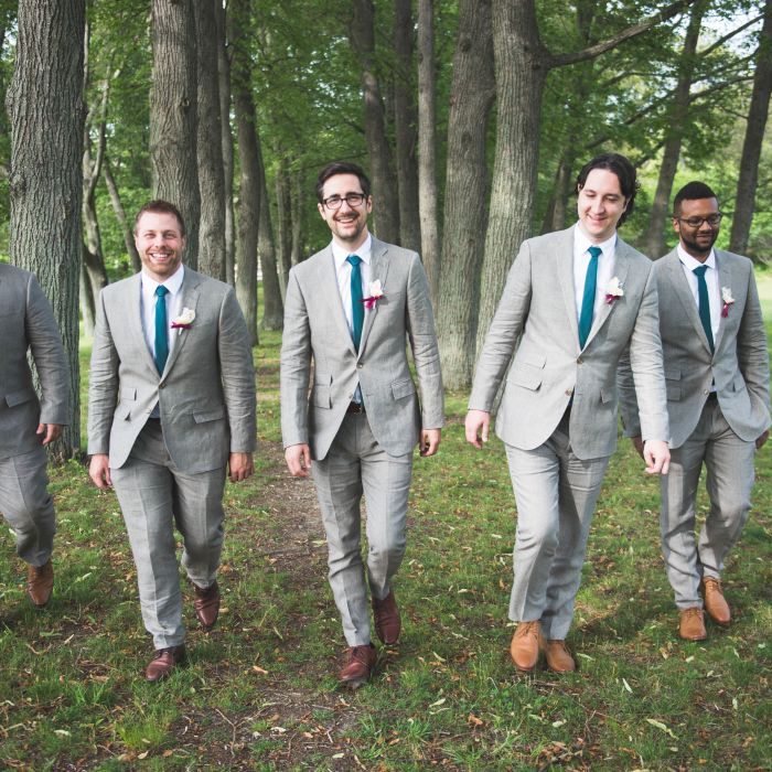 19 Gay Wedding Attire Pics Proving 2 Grooms Are Better
