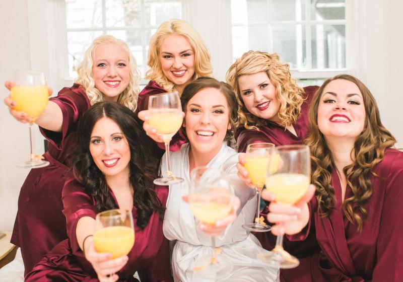 Bachelor bachelorette fun weddingwire for Fun bachelorette party destinations