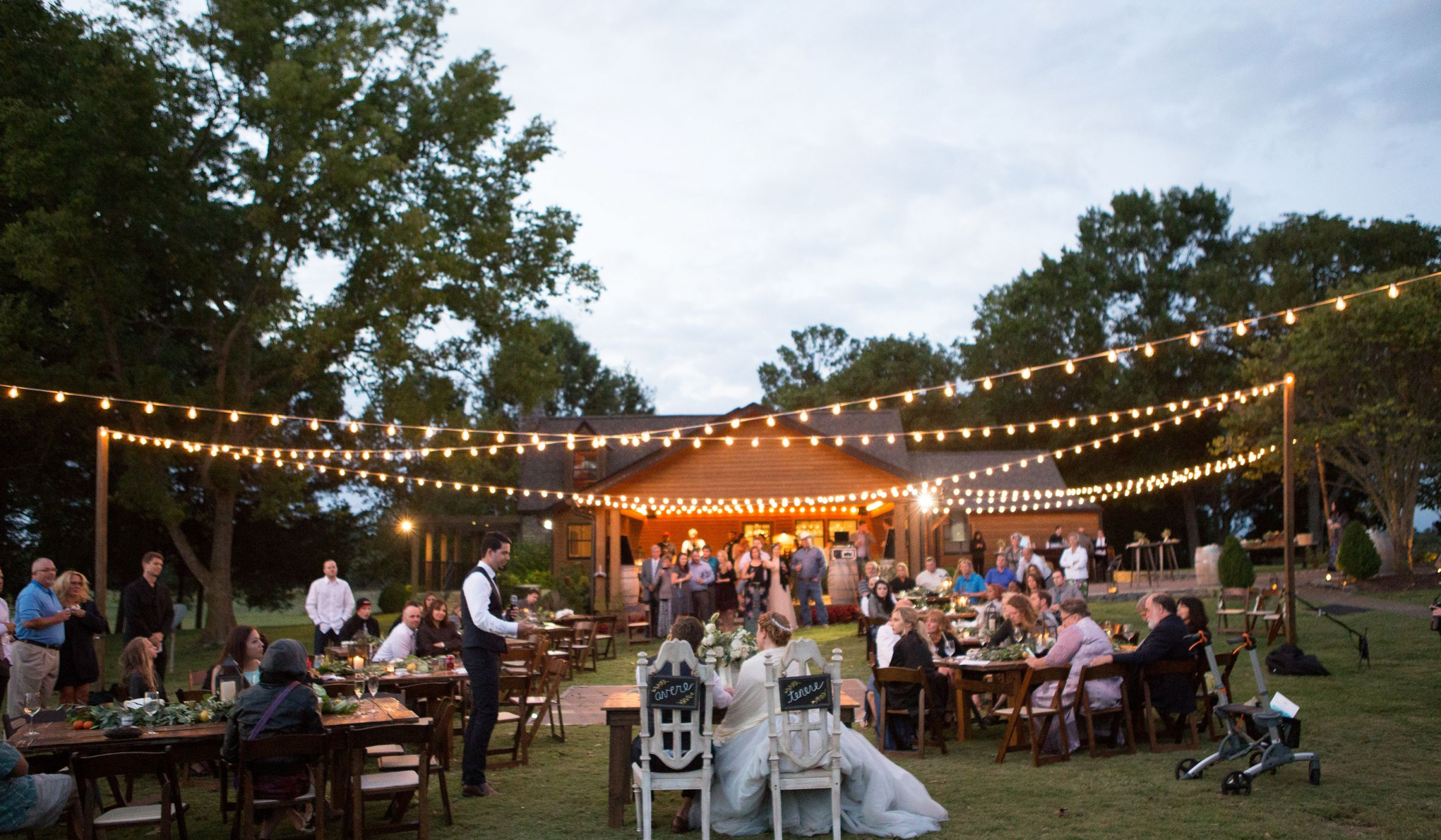 These 10 Nashville Outdoor Wedding Venues Are A Must-See