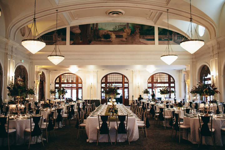 Here Are 7 Of Our Favorite Downtown Houston Wedding Venues