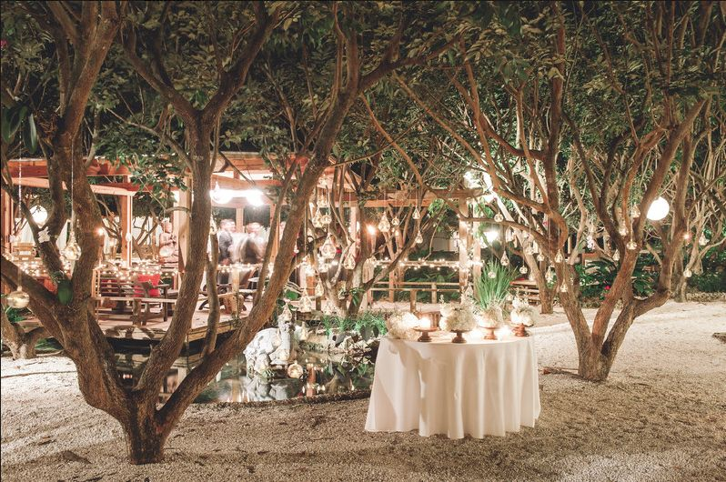 A garden wedding in miami is possible at these gorg venues for Redland koi gardens