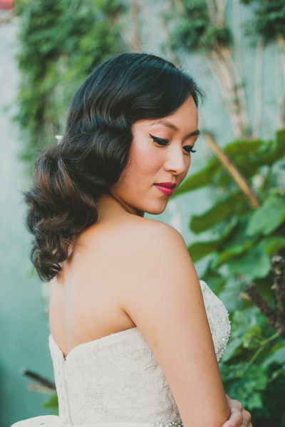 The Best Winter Wedding Hairstyles, According to Stylists ...