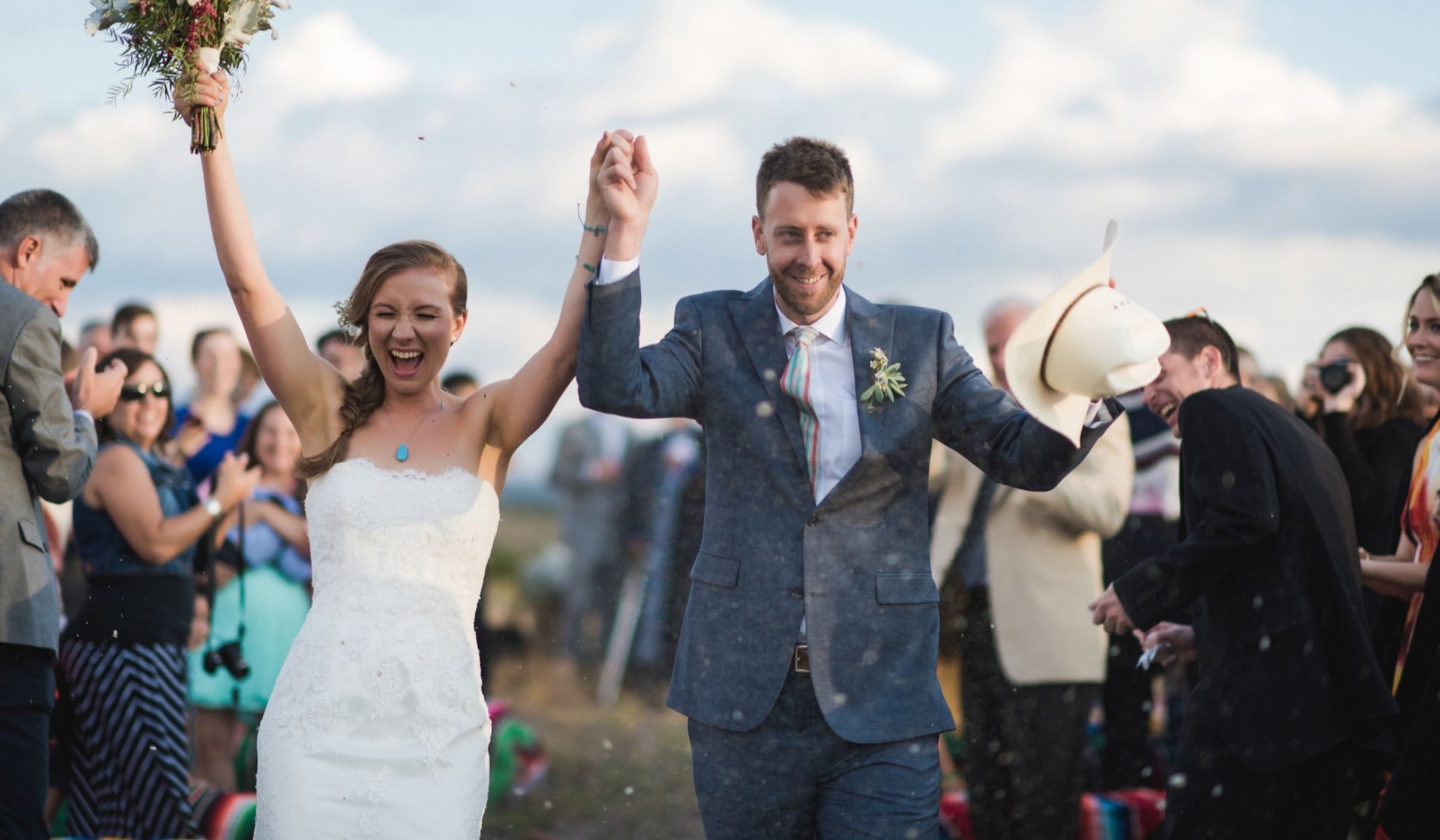 What Should Your Recessional Song Be?