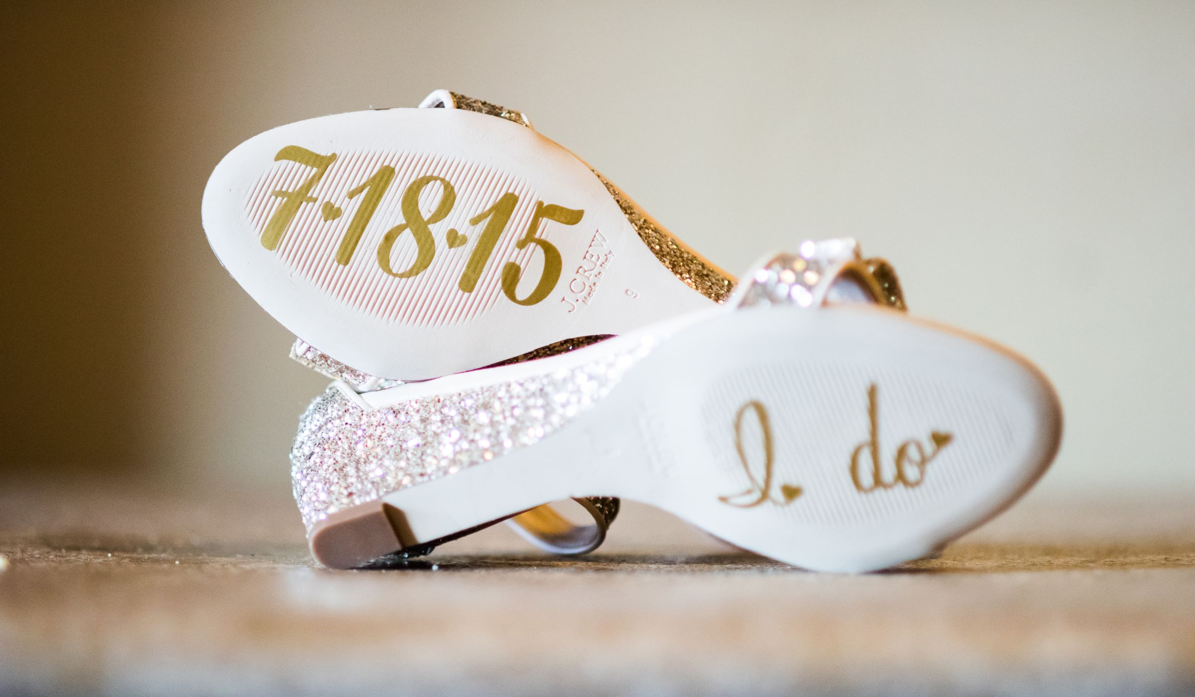 Wedding Shoes Photography: 9 Wedding Shoe Ideas For Super-Cute Soles