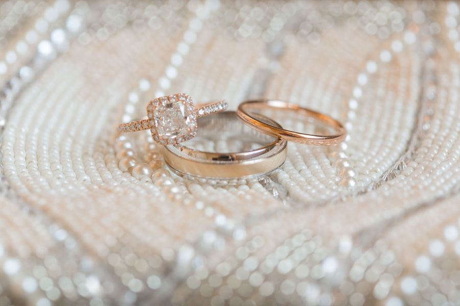 rose gold rings arte de vie - Lauren Conrad Wedding Ring