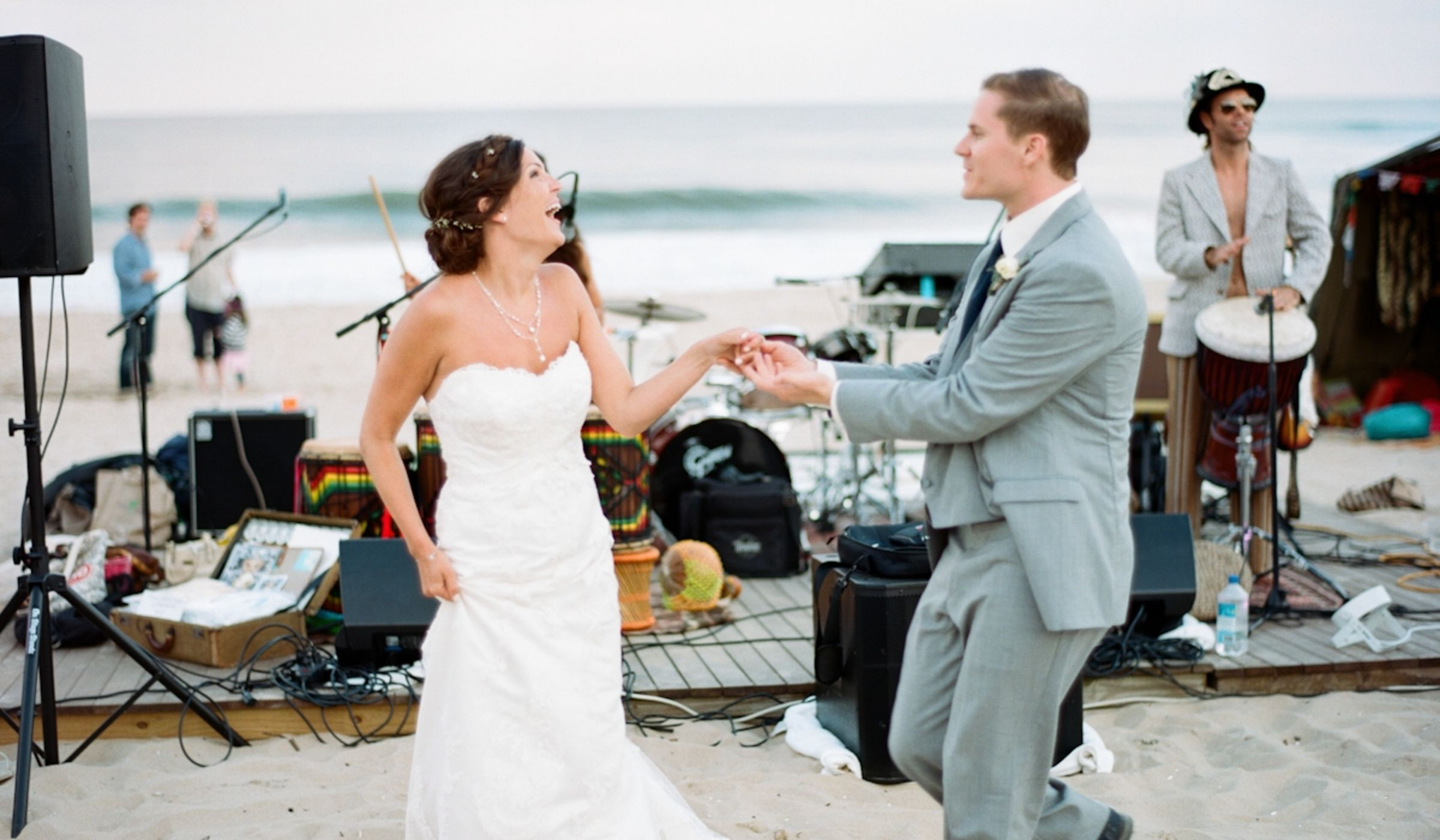 20 Moments When You Will Need Music At Your Wedding